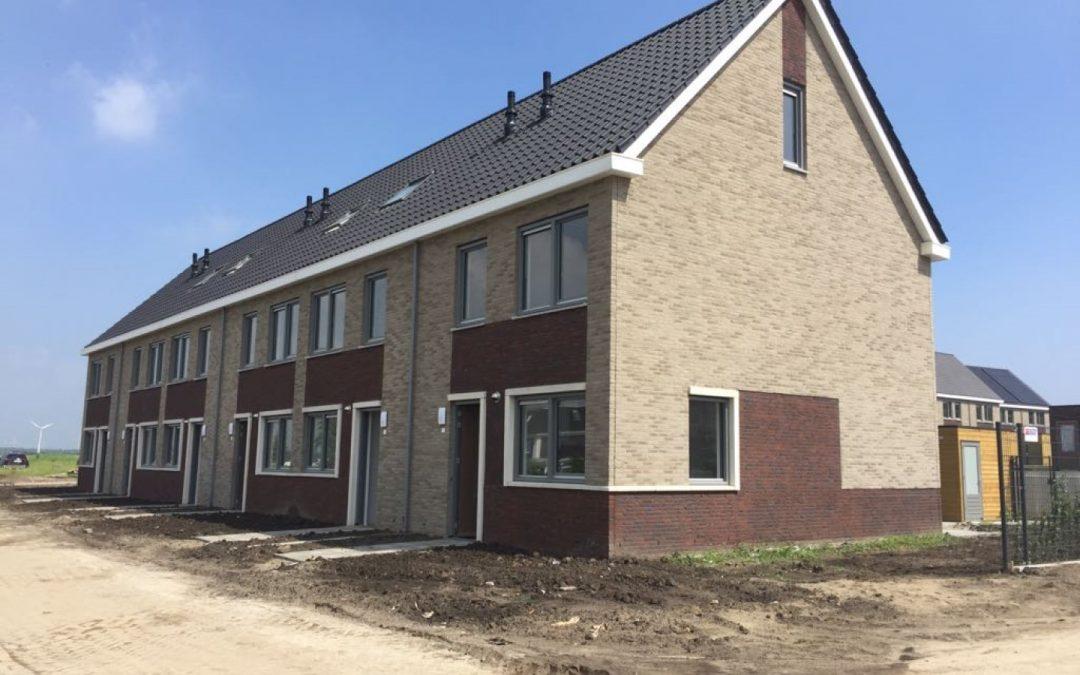woningbouw Bergkwartier Hoog