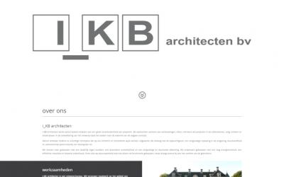 Nieuwe website I_KB architecten online!