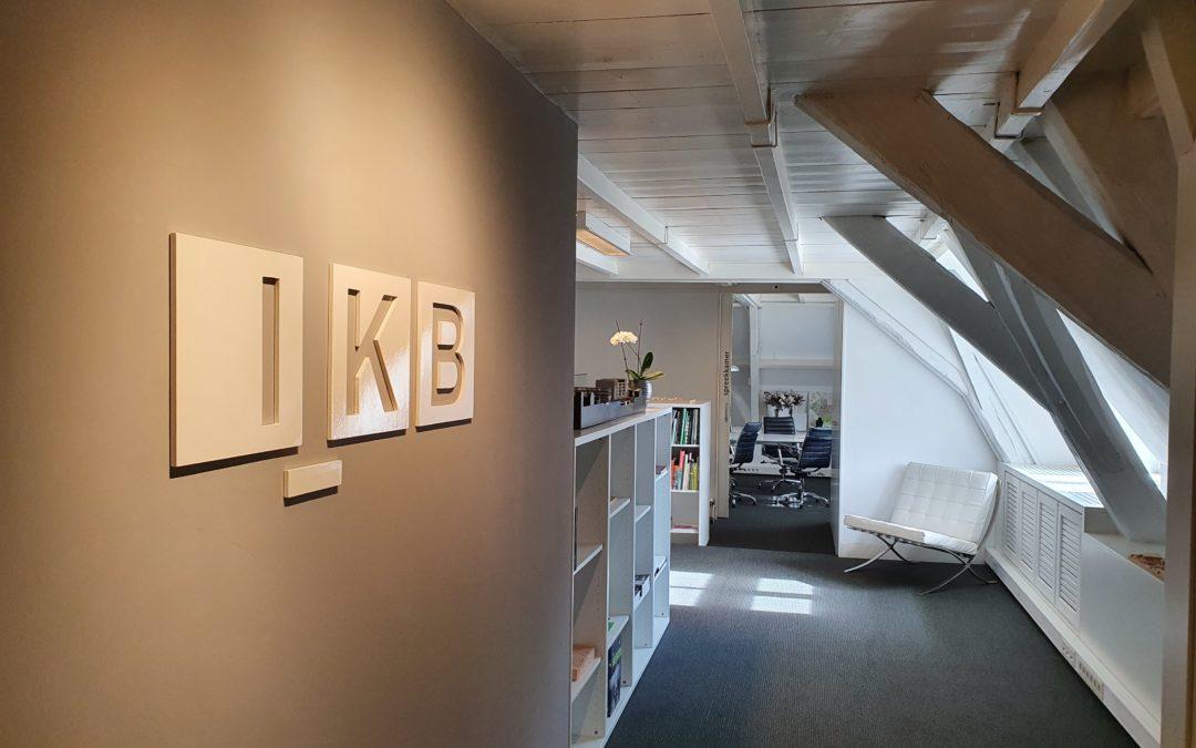 Bij I_KB architecten blijven we betrokken werken aan onze projecten!