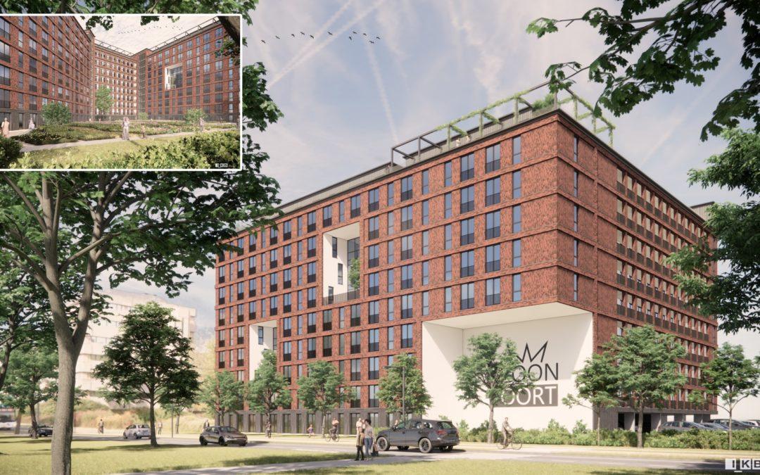 I_KB architecten gaat de hoogte in met de nieuwbouw van 175 appartementen!