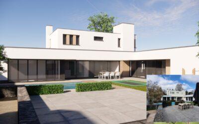 Renovatie villa Eindhoven